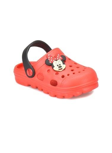 Mickey Mouse Terlik Fuşya